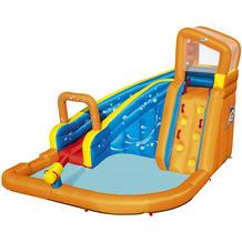 """Bestway H2OGO! Wasserpark mit Dauergebläse """"Turbo Splash"""" (53301)"""