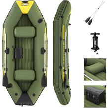 """Bestway Hydro-Force™ Sportboot """"Marine Pro"""" für 2 Erwachsene + 1 Kind 291 x 127 x 46 cm"""