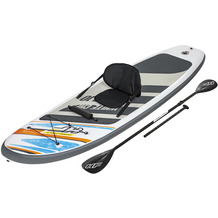 "Bestway Hydro-Force SUP Allround Board-Set ""White Cap"" (65341)"