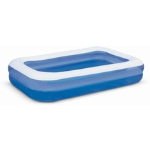 Bestway Family Pool Blue Rectangular 262 x 175 x 51 cm