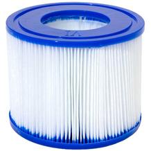 Bestway LAY-Z-SPA® Filterkartusche Gr. VI Doppelpack 10,6 x 8,0 cm