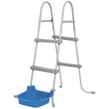 Bestway Poolleiter 84 cm + Fußbad für Poolleiter