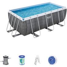 Bestway Power Steel™ Frame Pool-Set,  412 x 201 x 122 cm (56722)