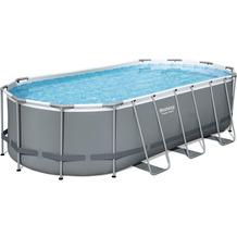 Bestway Power Steel Frame Pool Komplett-Set,  549 x 274 x 122 cm (56710)