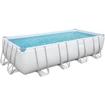 Bestway Power Steel Frame Pool Komplett-Set,  549 x 274 x 122 cm (56466)