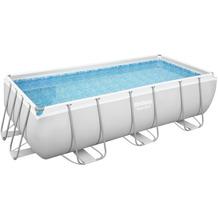 Bestway Power Steel Frame Pool Komplett-Set,404 x 201 x 100 cm (56441)