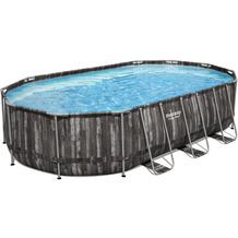 Bestway Power Steel™ Frame Pool Komplett-Set,  610 x 366 x 122 cm (5611R)