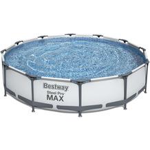 Bestway Steel Pro Max Frame Pool-Set,  366 x 76 cm (56416)