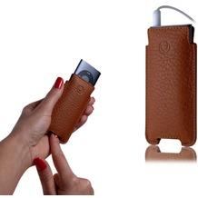 BeyzaCases VSL18 Slim Line, für iPod nano 4G, Flo Braun