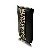 BeyzaCases Road Line Slim, für iPod touch 3G & 2G, Schwarz-Leopard