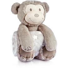 Biederlack Babydecke Play & Dream Set monkey 75 x 100 cm