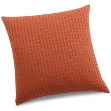 Biederlack Kissen ohne Füllung  Pillow terra 50 x 50 cm