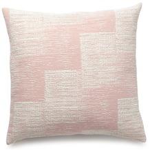 Biederlack Kissen ohne Füllung Soft Impression rosé innenliegende Naht 50 x 50 cm
