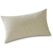 Biederlack Kissen salvia 30 x 50 cm