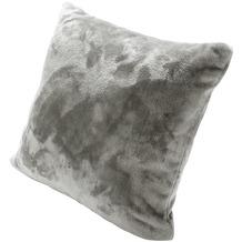 Biederlack Kissen silber shiny colour 50 x 50 cm