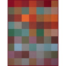 Biederlack Plaid / Decke Warm Shades Colour-Woven 150 x 200 cm