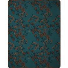 Biederlack Plaid / Decke Wohndecke Oriental 150 x 200 cm