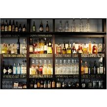 Bilderwelten Vliestapete - Drink Lovers Bar - Fototapete Breit 190x288cm
