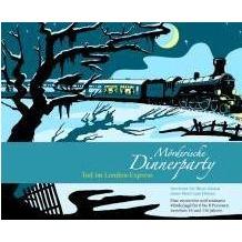 Blaubart Mörderische Dinnerparty. Tod im London-Express