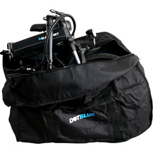 Blaupunkt Bike Bag 16 Schwarz
