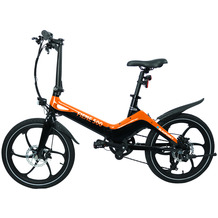 Blaupunkt Falt-E-Bike Fiene 500 Racing-Orange/Schwarz