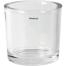 blomus Glas Windlicht Ø 12,5 cm