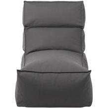 blomus Stay Lounger In- und Outdoor S, dunkelgrau/coal