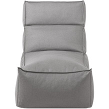 blomus Stay Lounger In- und Outdoor S, grau/stone