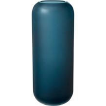blomus OVALO Vase blue ø 11,5 cm