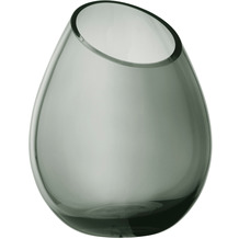 blomus Vase -DROP- smoke