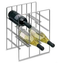 blomus PILARE Weinregal für 9 Flaschen für 9 Flaschen