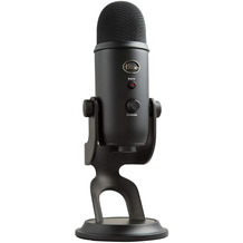 Blue Microphones Yeti, schwarz