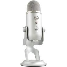 Blue Microphones Yeti, silber