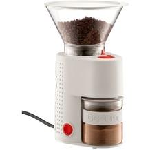 Bodum BISTRO elektrische Kaffeemühle creme