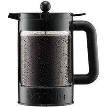 Bodum BEAN SET Eiskaffeebereiter, 1.5 l schwarz