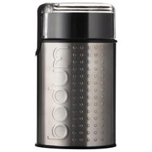 Bodum BISTRO Elektrische Kaffeemühle grau, 150 W matt