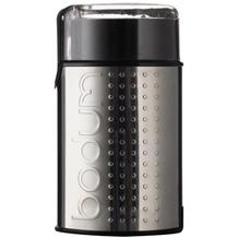 Bodum BISTRO Elektrische Kaffeemühle, 150 W verchromt