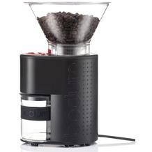 Bodum BISTRO Elektrische Kaffeemühle mit Kegelmahlwerk, 160 W schwarz