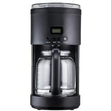 Bodum BISTRO Programmierbare elektrische Kaffeemaschine, 12 Tassen, 1.5 l schwarz