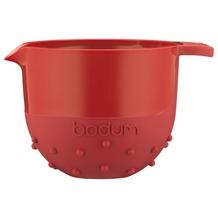 Bodum BISTRO Rührschüssel, 0.3 l rot