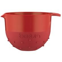 Bodum BISTRO Rührschüssel, 0.7 l rot