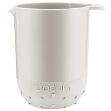Bodum BISTRO Rührschüssel, 1.0 l cremefarben