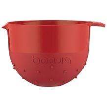 Bodum BISTRO Rührschüssel, 1.4 l rot