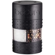 Bodum BISTRO Salz- und Pfeffermühle schwarz