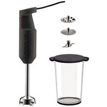 Bodum BISTRO SET Elektrischer Mixer mit Zubehör schwarz