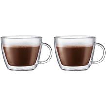 Bodum BISTRO Tasse doppelwandig 0.45L - 2er Set