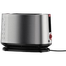 Bodum BISTRO Toaster, Edelstahl, matt, 800 W matt
