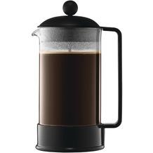 Bodum BRAZIL Kaffeebereiter 1,0 l 8 Tassen schwarz