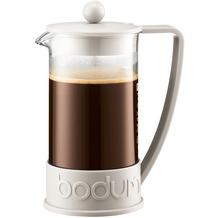 Bodum BRAZIL Kaffeebereiter 1,0 l 8 Tassen cremefarben