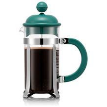 Bodum CAFFETTIERA Kaffeebereiter, 3 Tassen, 0,35l, grün